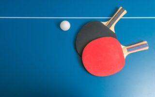 Rakietki do tenisa stołowego