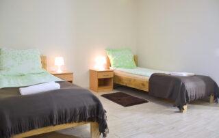 Pokój w hostelu