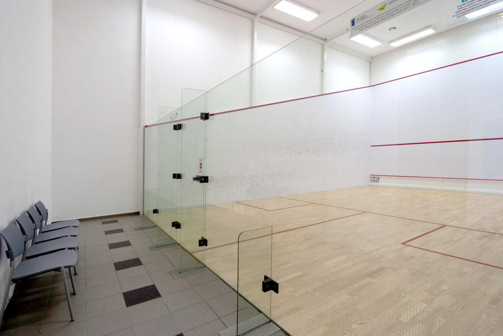 Kort do gry w squasha