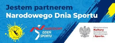 Oznaczenie partnera Narodowego Dnia Sportu