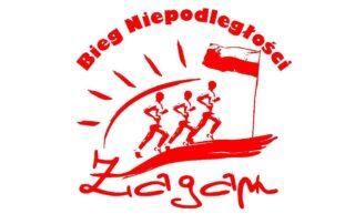 logo bieg niepodległości